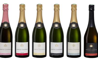 Photo : Champagne Martial Couvreur