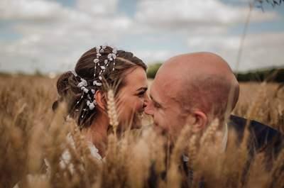 Manon + Jean-Marc : Un mariage plein de tendresse et un thème inspiré du Grand Canyon