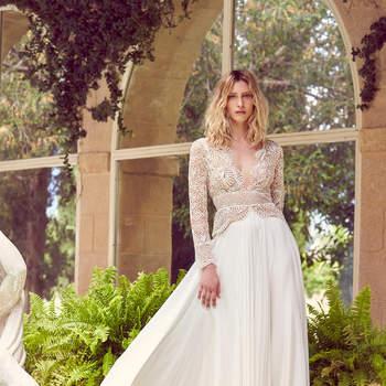 Robe de mariée collection Majesté modèle Orféo - Crédit photo: Margaux Tardits