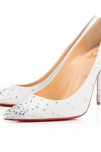 Sapatos de noiva 2017: glamour absoluto e muito conforto!