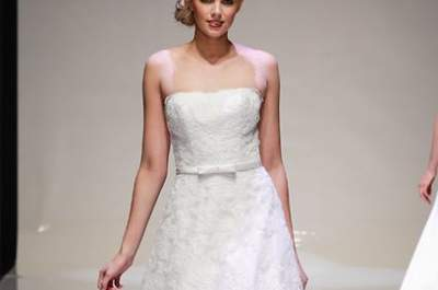 Editor´s Pick: Lace Wedding Dresses from London´s White Gallery 2014