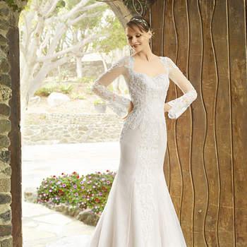 Suknie ślubne z dekoltem kwadratowym! Piękne modele idealne na Twój ślub!