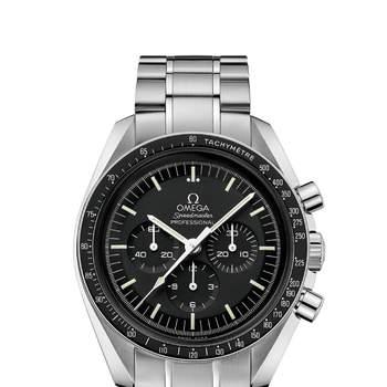 Moonwatch professional Chronograph 42MM. Credits. Omega