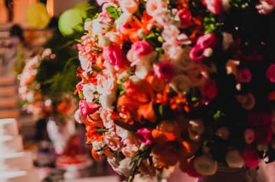 Saiba tudo sobre casamentos com decoração colorida e muita sofisticação no Rio de Janeiro!