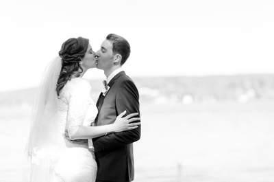Frische Einblicke in die Hochzeit von Karen & Fabian in München – Mit zarten Details gespickt