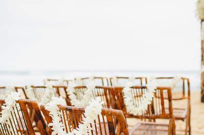 Decorazione per matrimoni in spiaggia: il tuo grande giorno in una cornice da sogno!
