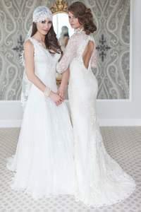 Wie kaufe ich das perfekte Hochzeitskleid?