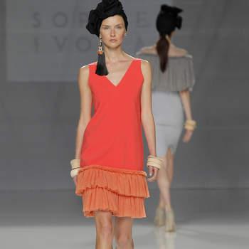 Sophie et Voilà. Credits- Barcelona Bridal Fashion Week