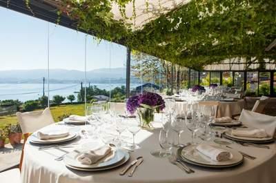 Los mejores 10 pazos para bodas de Pontevedra