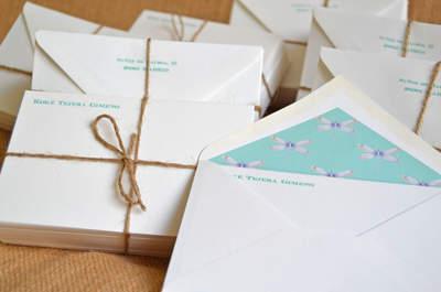 10 preguntas clave sobre las invitaciones de boda