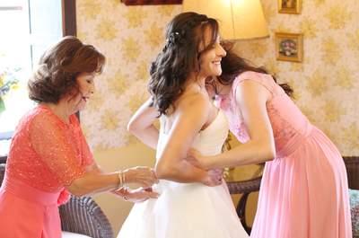 Sam y Vivi: Una boda colombo - australiana