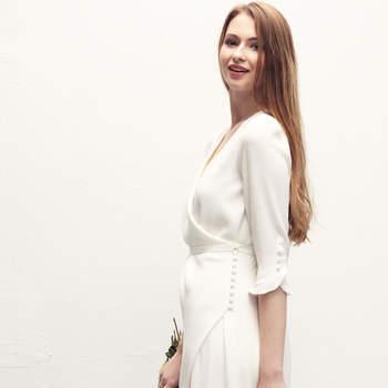 Velvetine 2018 : des robes de mariée bohèmes aux allures 70's