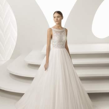 Robe de mariée Rosa Clara - Modèle Alada