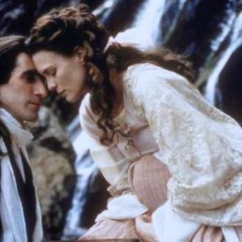 Robin Wright em Moll Flanders, 1996