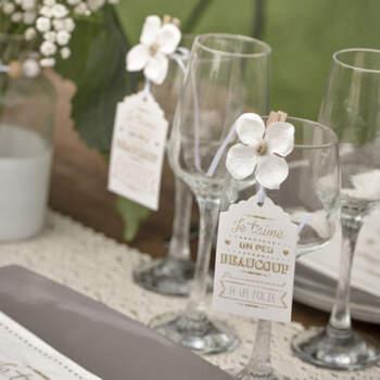 Marcasitio Pinza Flor 4 Unidades- Compra en The Wedding Shop