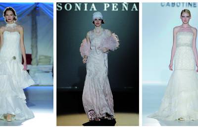 Brautkleider 2014 – Die Trends für das nächste Jahr