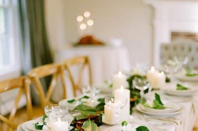 50 magnifiques centres de tables pour votre mariage en 2016