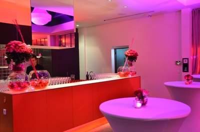 Lieu Privé, un cadre luxueux pour une réception chic