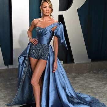 Candice Swanepoel. Credits: Getty Images