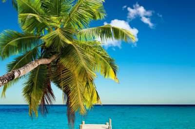As praias mais bonitas do mundo para casar