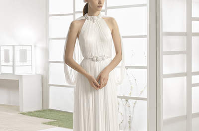 Elegant Wedding Dresses for a Civil Ceremony 2017: 40 Designs You Don't Want to Miss