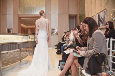 El exclusivo desfile de Tiffany&CO y Rosa Clará: todas las fotos del espectacular evento