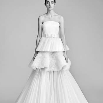 Suknie ślubne bez ramiączek. Klasyka, której nie możesz przegapić!