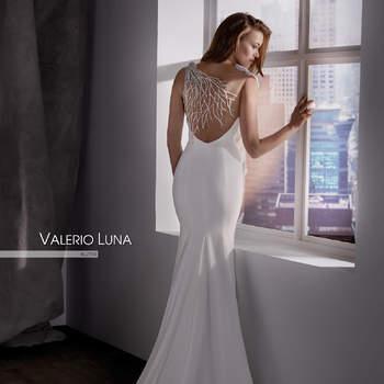 Vestidos de novia Valerio Luna 2018: pura inspiración
