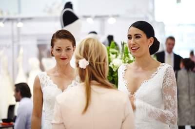 INTERBRIDE 2015 révèlera les créateurs de mode nuptiale et événementielle de demain
