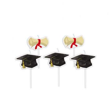 Velas graduación 5 unidades- Compra en The Wedding Shop