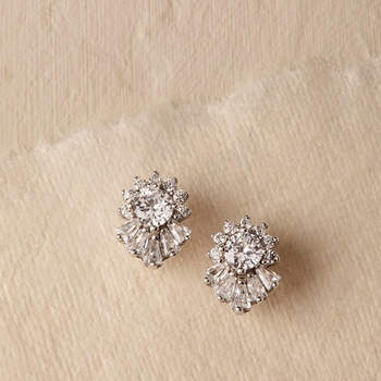 Lexie Post Earrings. Credits: Bhldn