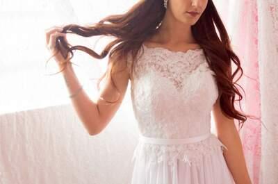 Conheça todas as variedades de rendas e escolha a perfeita para o seu vestido de noiva