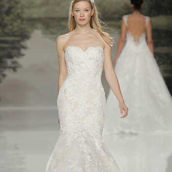 Créditos: St. Patrick. Barcelona Bridal Fashion Week
