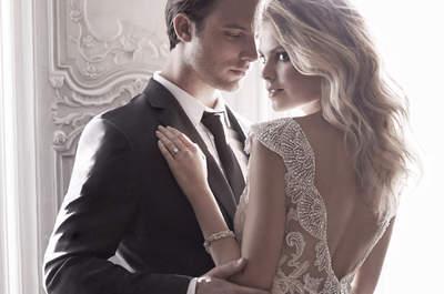 Die Brautkleider 2015 von Maggie Sottero: Weiblichkeit und Sinnlichkeit für exklusive Bräute
