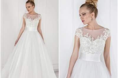 Oksana Mukha 2016 : une variété de robes de mariée impressionnante et sublime