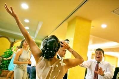 I momenti più divertenti di un matrimonio: sorridi con noi!