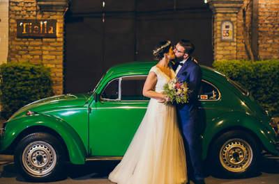 Mini Wedding de Mariana & Renato: intimista e emocionante!