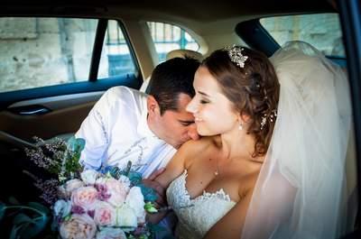 Anna et Christophe : un mariage franco-russe dans un château du Sud de la France