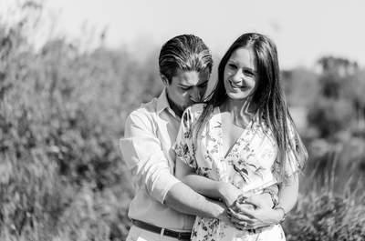 Filipa e Tiago: uma paisagem de cortar a respiração e um amor sem tamanho!