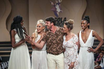 Gio Rodrigues junta Top Models na abertura do Angola Fashion Week 2016