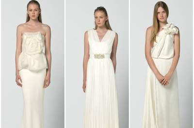 Max Mara 2013 Bridal Collection. Foto: www.maxmara.com