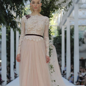 Rubén Hernández. Credits_ Barcelona Bridal Fashion Week