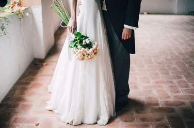 La casualidad más bonita de mi vida: la boda de Blanca y Alejandro