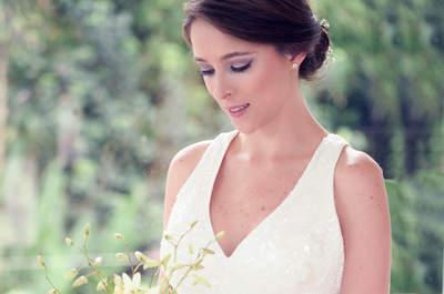 ¿Estás de acuerdo en que estas son las 5 emociones más comunes de las novias el día de su boda?