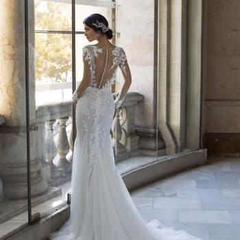Vestido de noiva modelo Pickford da coleção Pronovias 2021 Cruise Collection