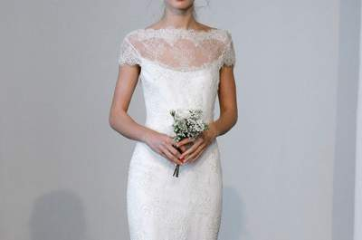 Short wedding dresses are here to stay!