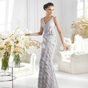 Aquí te mostramos algunos de los vestidos para invitadas de La Sposa para ti. Foto de La Sposa