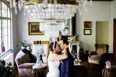 Audrey et Karl : Une coup de foudre à Shanghai, une demande au Madison Square Garden et un joli mariage dans le Nord de la France