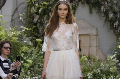 Our favourite 2017 wedding dresses from the International designers as seen at White Gallery London 2016!