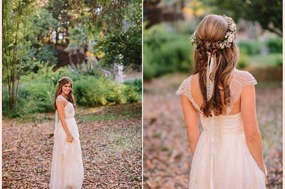 12 peinados para novias infaltables en el 2014
